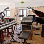 recording studios europe