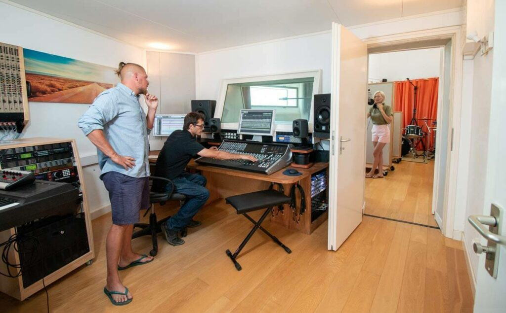 Music Studio Villa