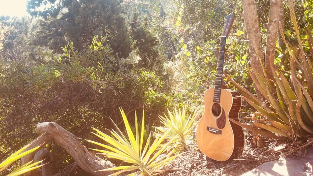 Portugal Gitarre